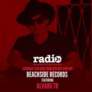 Beachside Records Radioshow Episodio # 017 by Alvaro TR