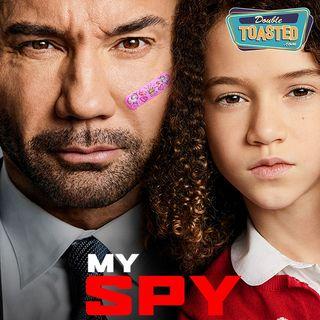 MY SPY - Audio Review