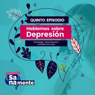 Hablemos sobre depresión