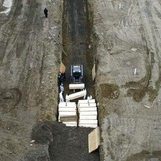 Episódio 11 - Nova York usa Valas comuns para enterrar vítimas da Covid-19