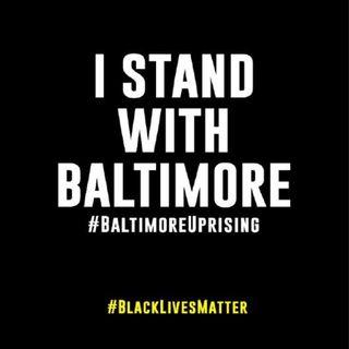 (2015/05/08) Continued injustice, continued response (#BaltimoreUprising)
