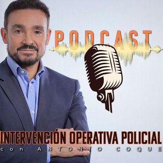 Intervención Operativa Policial con Antonio Coque