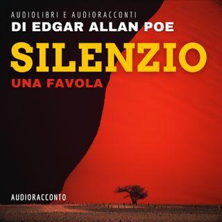 Silenzio di Edgar Allan Poe - Audiolibri e Audioracconti