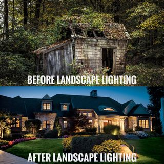 Become a Master at Landscape Lighting