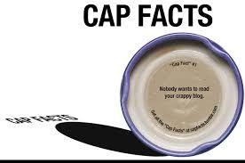 """New Snapple Cap Champion"""