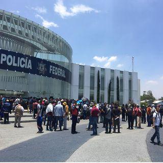 Entrampado conflicto entre Policías Federales y gobierno federal