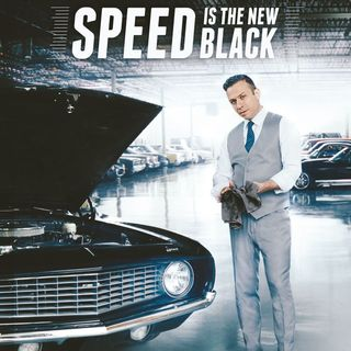 Noah Alexander From Speed Is The New Black