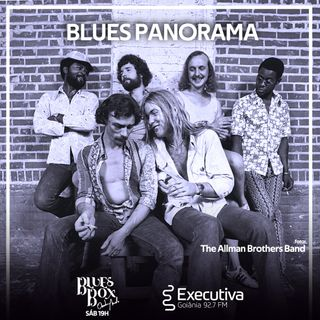 Blues Box - Rádio Executiva - 01 de Agosto de 2020