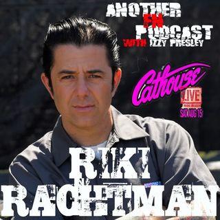 Riki Rachtman - MTV/WCW/Cathouse