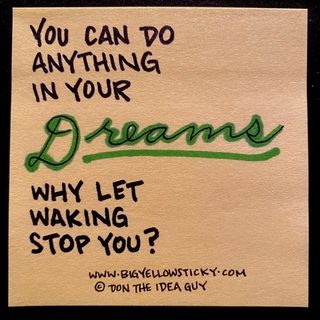 In Your Dreams : BYS 341