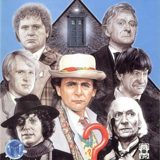 Doctor Who: Classic Doctor Adventures