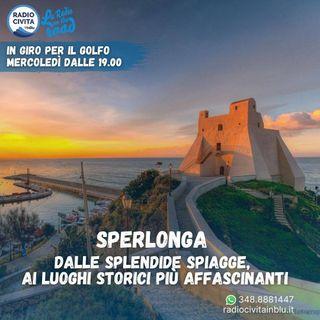 """""""In giro per il Golfo"""" fa tappa a Sperlonga, perla del Lazio Sud"""