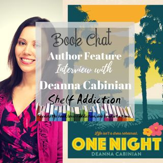 Ep 181: Pairing Books with Playlists w/ Featured Author Deanna Cabinian | Book Chat