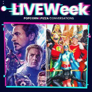 8 nuovi film per il MCU! La DC pensa alla Justice Society of America? (LiveWeek 2 Ep.11)