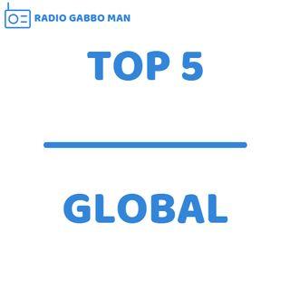Le top 5 canzoni più ascoltate