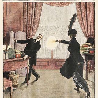 Episode 13 - The assassination of Gaston Calmette by Henriette Caillaux