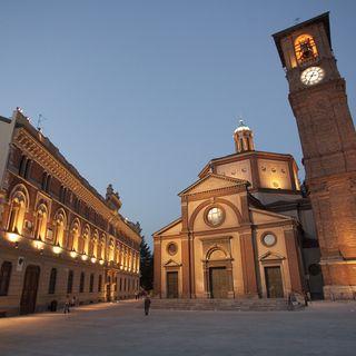 STORIE DI CASA. La Basilica di San Magno: tra architettura e sacralità
