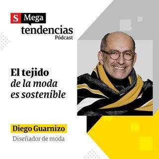 """""""Hacer ropa para televisión o moda es un acto de responsabilidad"""": Diego Guarnizo, diseñador de moda"""