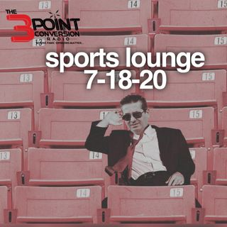 The 3 Point Conversion Sports Lounge- Guest Warren Moon Talks NFL, Washington In Trouble, NBA Eastern Conf Preview, BattleGround Champion