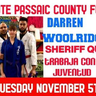 Meet Passaic County Sheriff Candidate Darren Woolridge