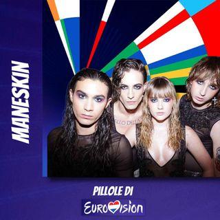 Pillole di Eurovision: Ep. 18 Maneskin