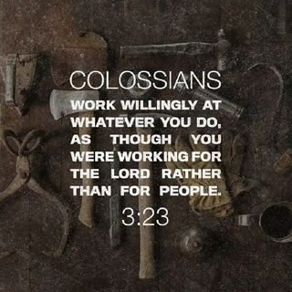 Episode 44 - Colossians 3:23-24 Reward For You Works