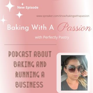 Episode 75: Fundraisers & Charity With Perfectly Pastry