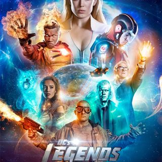 TV Party Tonight: DC's Legends of Tomorrow (Season 3)