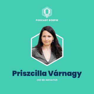 24. [Priszcilla Várnagy] Como desenvolver criatividade para inovar