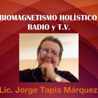 Biomagnetismo Holístico aplicaciones prácticas en vivo