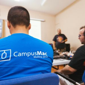 #fts - #CampusMac2014 día 5 y 6
