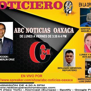BIEN DÍA OAXACA-MÉXICO Y EL MUNDO.