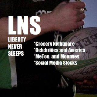Liberty Never Sleeps 07/30/18 Show