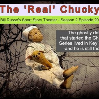 The Real Chucky Doll