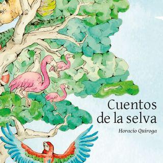 Cuentos de la selva, de Horacio Quiroga - La abeja haragana.