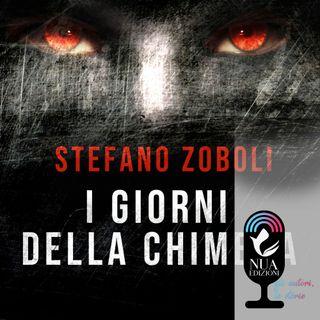 """""""I giorni della Chimera"""" di Stefano Zoboli"""