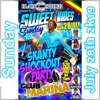 Skanty  Shockout Party 28th 2019