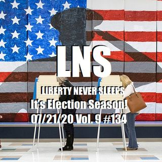 It's Election Season! 07/21/20 Vol. 9 #134
