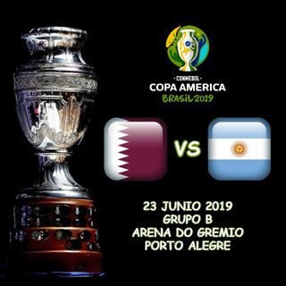 Catar vs Argentina en VIVO