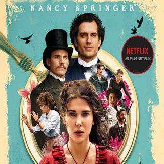 Nancy Springer: lo sapevate che Sherlock Holmes ha una sorella e la considera una scocciatura?