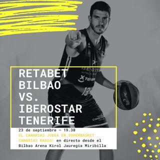 Liga Endesa: RETABET BILBAO-IBEROSTAR TENERIFE