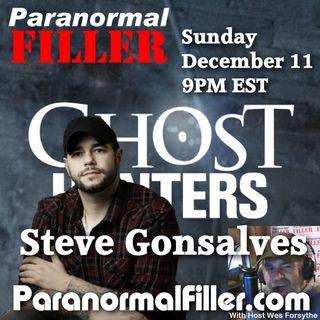 Steve Gonsalves On Paranormal Filler