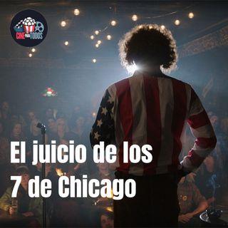 #Oscar2021 'El juicio de los 7 de Chicago' ¿se merecía estar entre las películas nominadas?