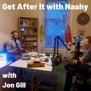 Episode 65 - with filmmaker Jon Gill