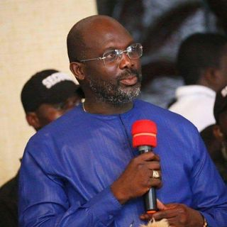 President-elect: Hon. George Weah's  Farewell Speech to the Liberian Senate