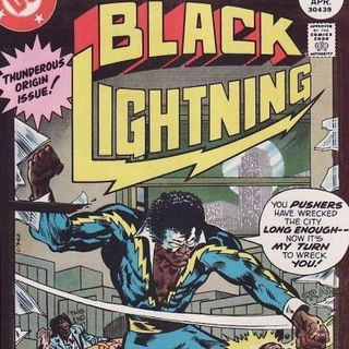 Source Material #145: Black Lightning Comics (DC,1977)