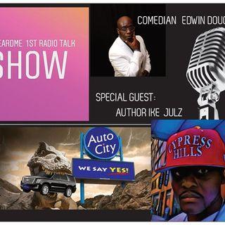 Uheardme 1ST RADIO TALK SHOW - Author Ike Julz
