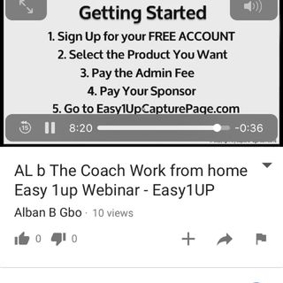 AL b The Coach - Digital work from home business online opportunity (Marketing Online)