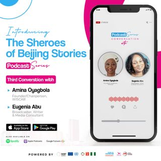 In Conversation with Eugenia Abu & Amina Oyagbola