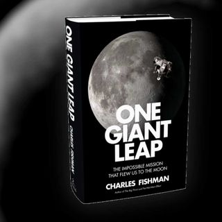 Charles Fishman Releases One Giant Leap